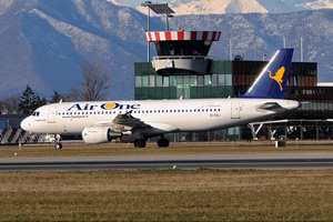 Airbus 320 Air One © Alberto Schilirò